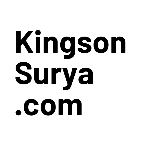 KingsonSurya.com